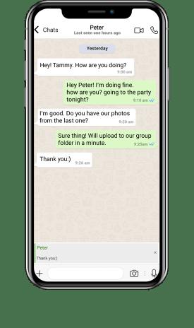 whatsapp clone WhatsApp Clone Script - Voice & Video Calling - Best Chat App