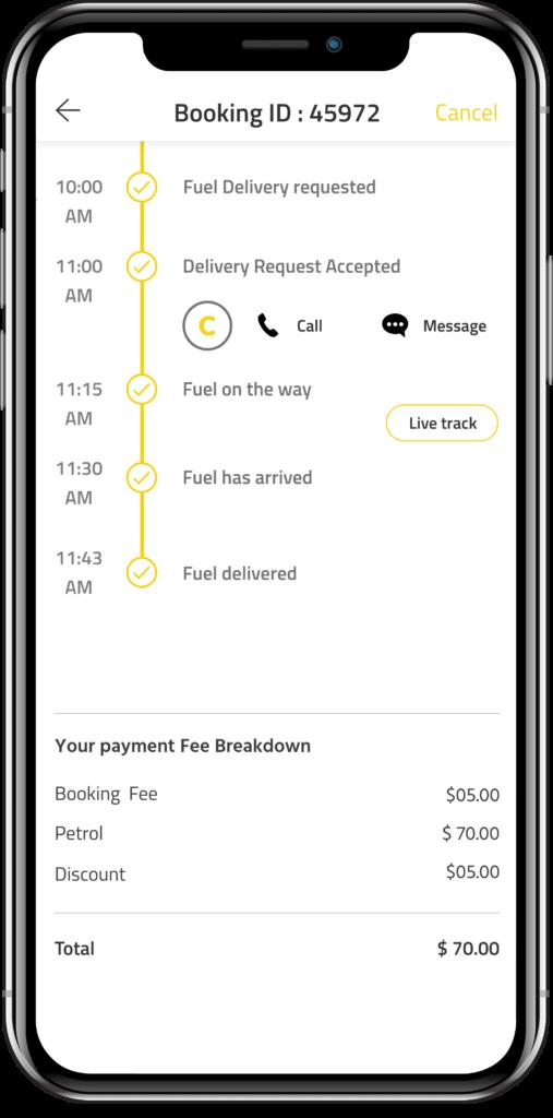 fuel delivery software fuel-delivery-software