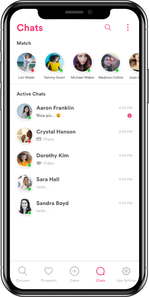 Grindr clone Grindr Clone Script - Best Dating Software Solution