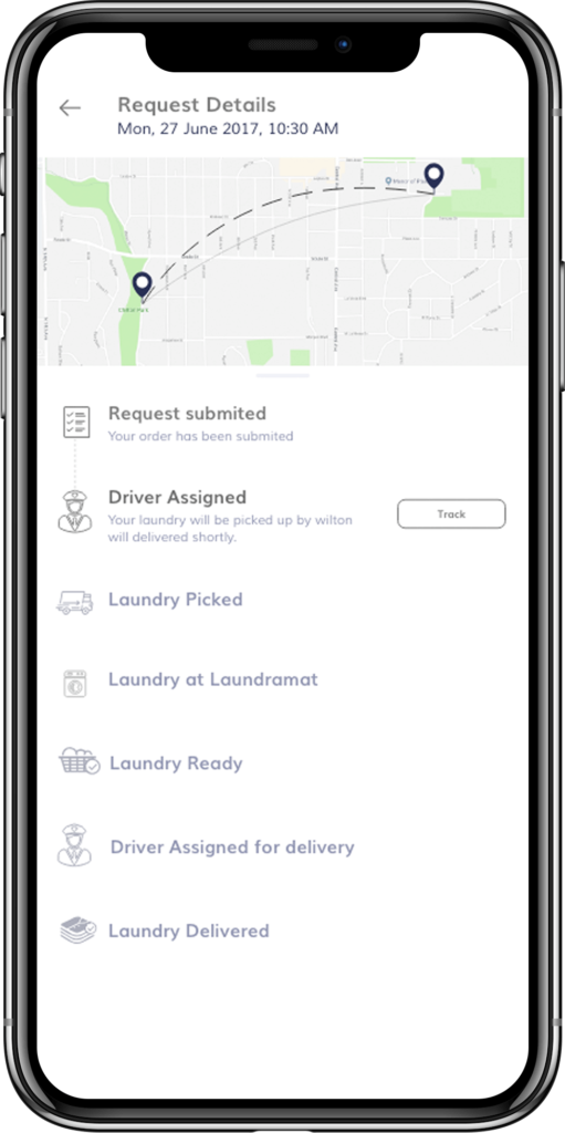 laundry service app Best laundry service app solution | For Laundry Professionals