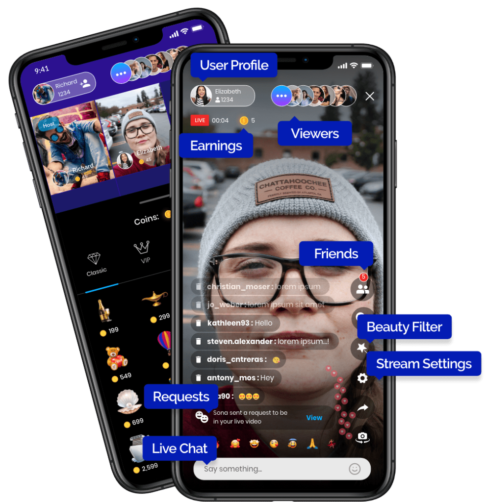 Live video streaming software Live Video Streaming Software | Perfecting Bigo App With A Step Forward