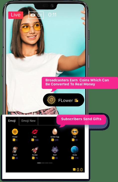 Byte Clone Byte Clone - Video Dubbing & Video Sharing Platform