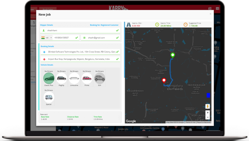 taxi dispatch software 6 Benefits Of Taxi Dispatch Software For Businesses