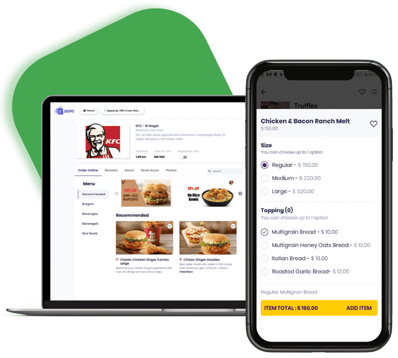 gojek clone with ondemand food delivery