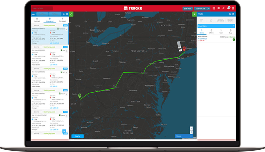 Software For Trucking Dispatch Service Software For Trucking Dispatch Service Businesses   Top Features