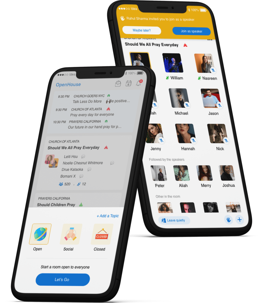 Clubhouse-clone-app-development