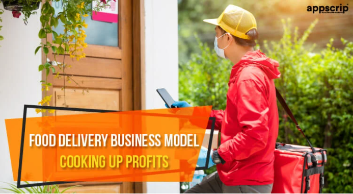 Food Delivery Software Blog about business model