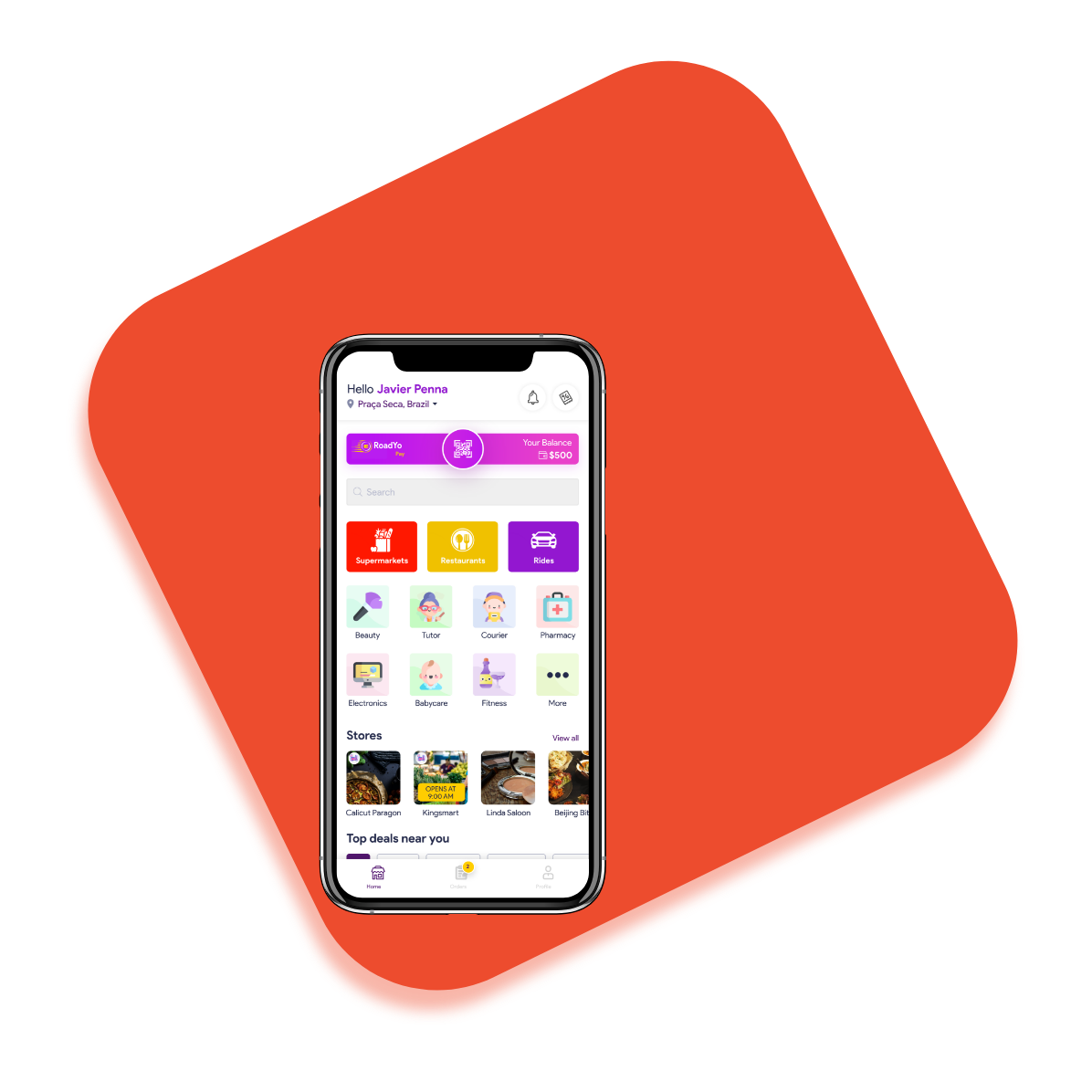 Rappi Like App Development Rappi Like App Development To Develop A Rappi Like Super App