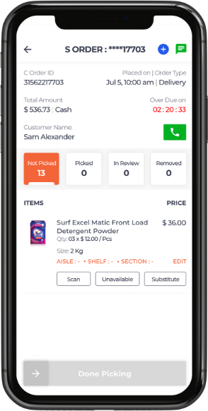 grofers clone Grofers Clone App | Enter.Pick.Get | Delivering Delights