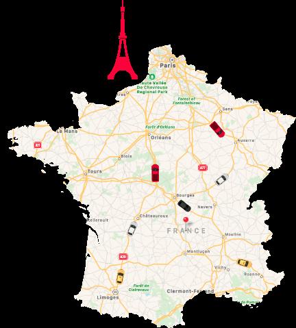 uber clone france Uber Clone France- Uber Clone App Development In France