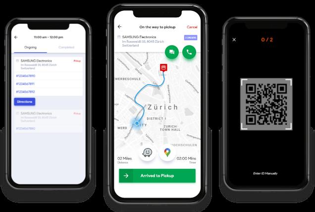 gojek clone's Driver App