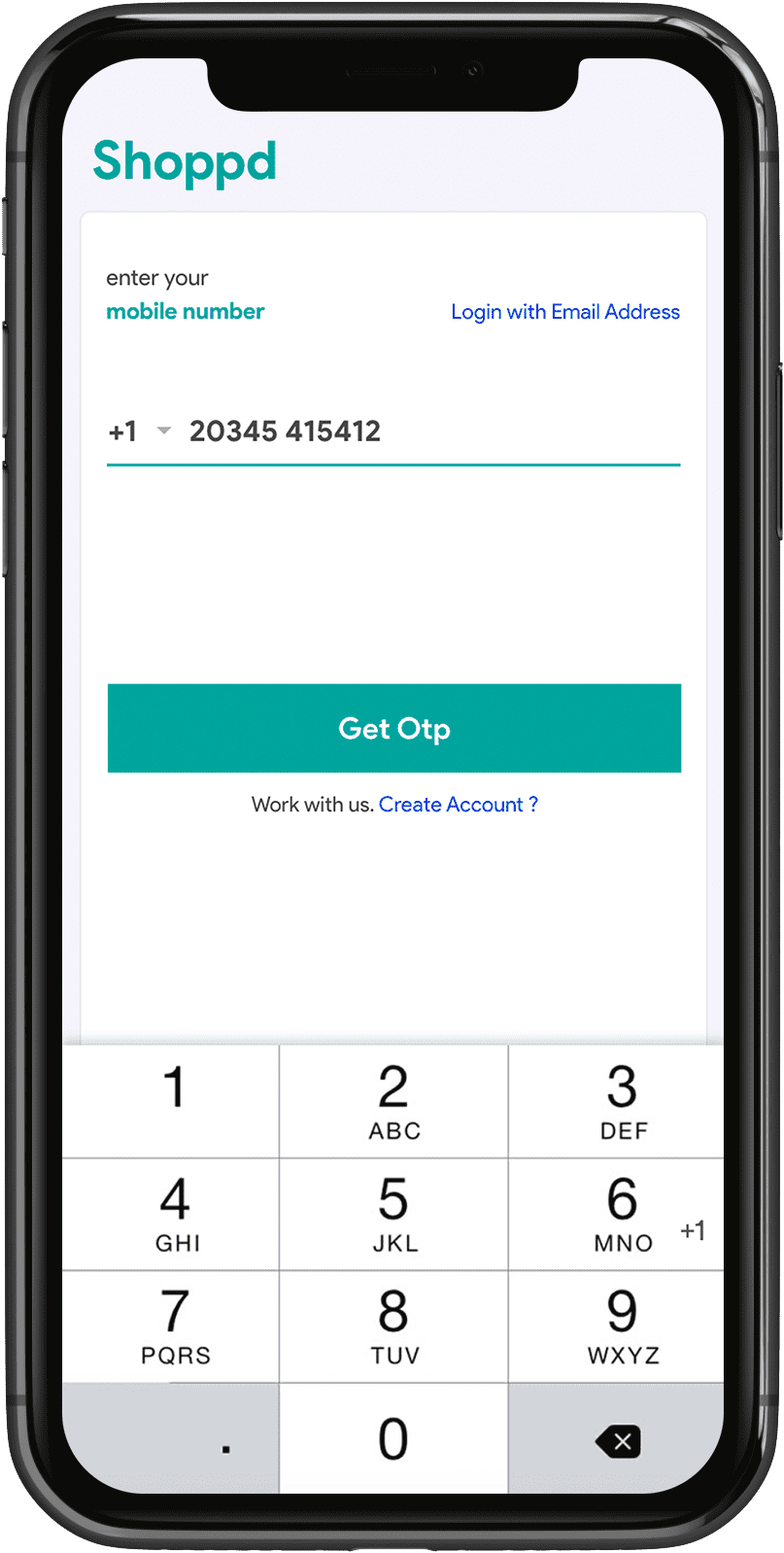 login-with-mobile-number-in-food-delivery-driver-app