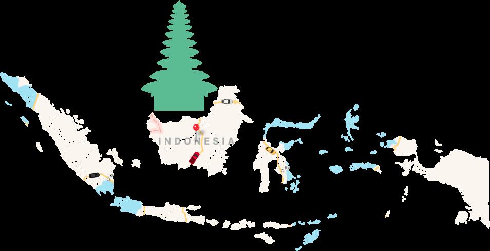 uber clone indonesia