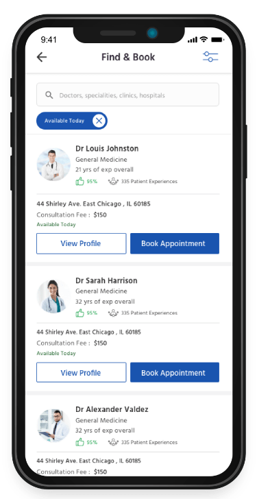 Healthcare Mobile App Development VaidG - Custom Healthcare Mobile App Development Services