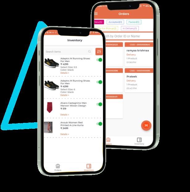 live stream ecommerce store app