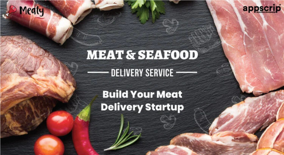 Meat Delivery App Development Blog 1