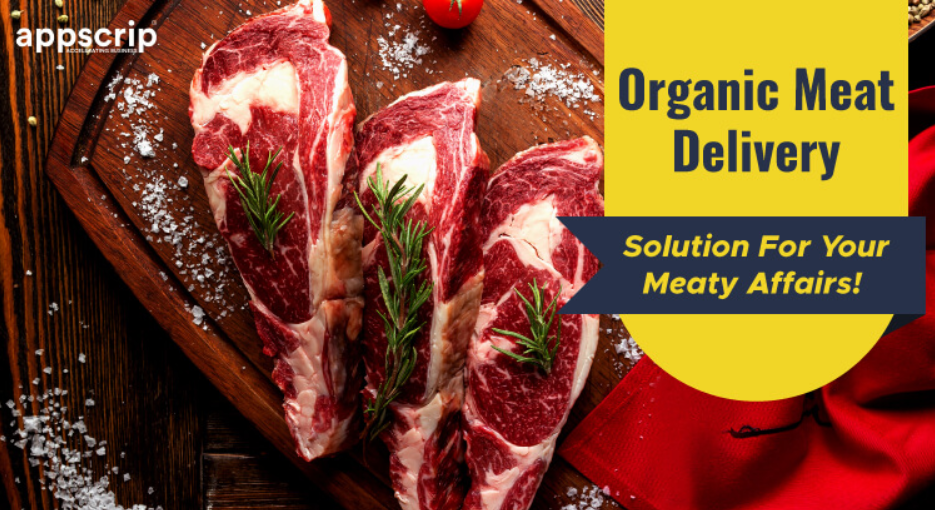 Meat Delivery App Development Blog