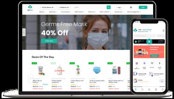 Medme online medicine delivery