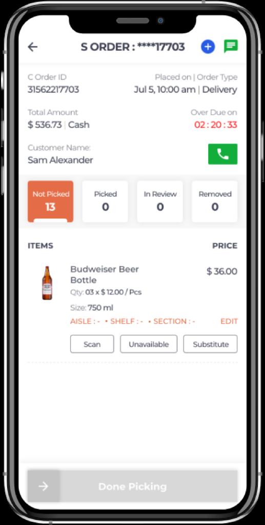 alcohol delivery software Alcohol Delivery Software - Liquor Delivery App Software