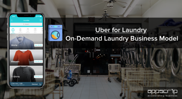 LAUNDRY APP DEVELOPMENT LAUNDRY APP DEVELOPMENT FOR THE LAUNDRY DOMAIN