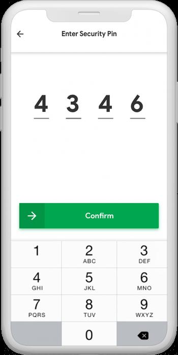 drive otp feature in uber clone Nigeria